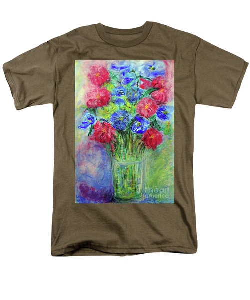Bouquet Men's T-Shirt  (Regular Fit) by Jasna Dragun