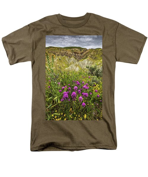 Men's T-Shirt  (Regular Fit) featuring the photograph Bouquet by Peter Tellone