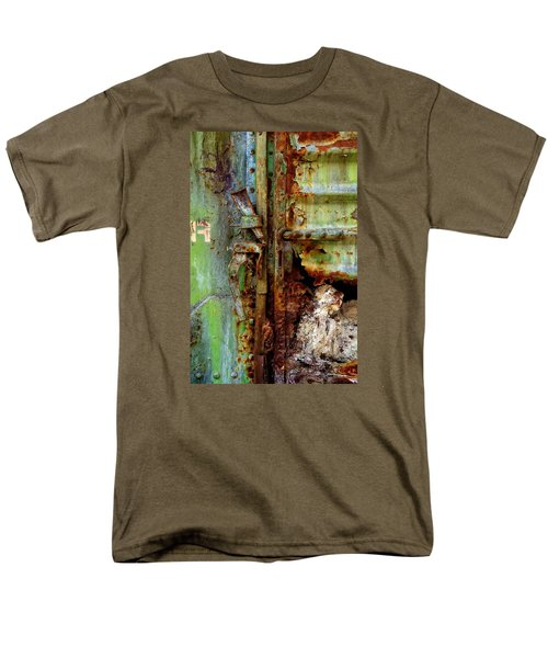 Boxcar 1 Men's T-Shirt  (Regular Fit) by Newel Hunter