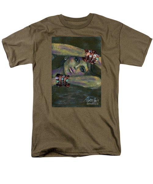 Bracelets  Men's T-Shirt  (Regular Fit) by P J Lewis