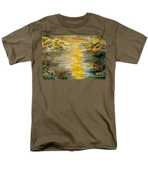 New Horizons Men's T-Shirt  (Regular Fit) by Alfred Motzer