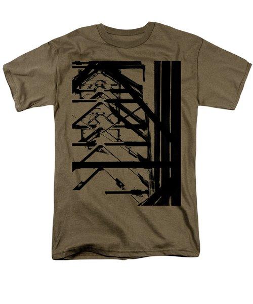 Bridgework Girding Men's T-Shirt  (Regular Fit) by David Andersen
