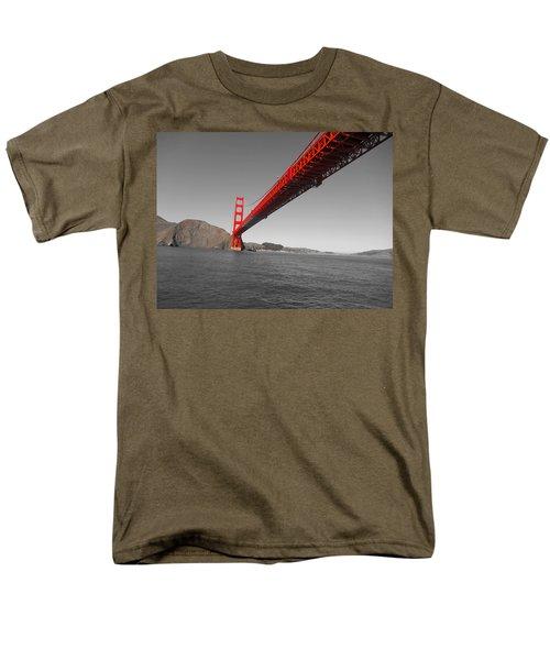 Bridgeworks Men's T-Shirt  (Regular Fit) by Douglas Barnard