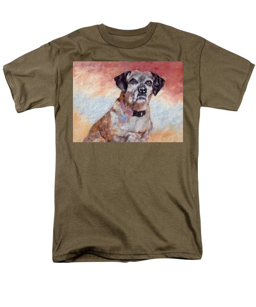 Brindle Men's T-Shirt  (Regular Fit)