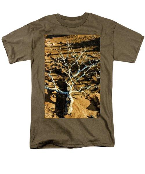 Brins Mesa 07-104 Stripped Bare Men's T-Shirt  (Regular Fit) by Scott McAllister