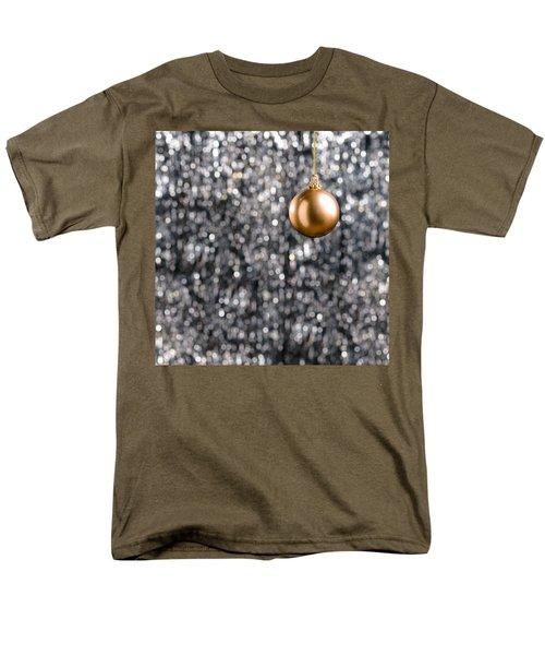 Men's T-Shirt  (Regular Fit) featuring the photograph Bronze Christmas  by Ulrich Schade