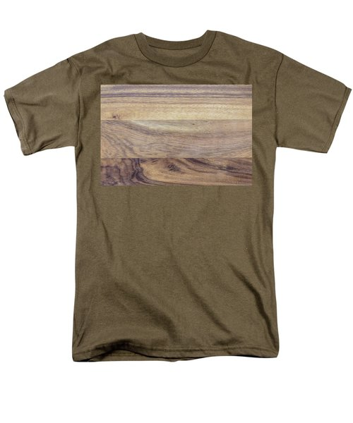 Brown Rubber Wooden Tray Handmade In Asia Men's T-Shirt  (Regular Fit) by Jingjits Photography