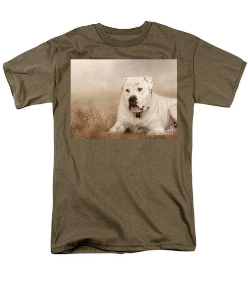 Brutus Dreaming Men's T-Shirt  (Regular Fit) by Elaine Teague