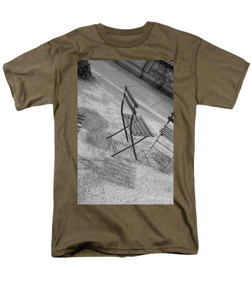 Bryant Park Nyc Men's T-Shirt  (Regular Fit) by Henri Irizarri