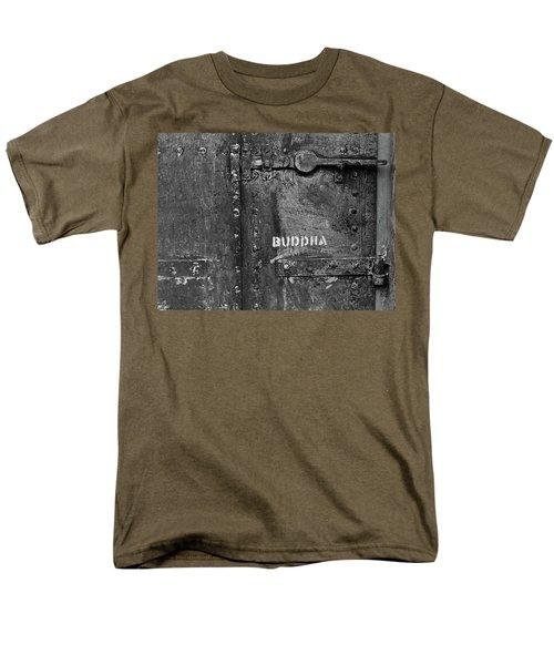 Men's T-Shirt  (Regular Fit) featuring the photograph Buddha by Laurie Stewart