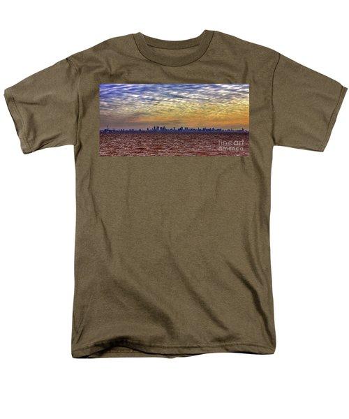 Buenos Aires 014 Men's T-Shirt  (Regular Fit) by Bernardo Galmarini