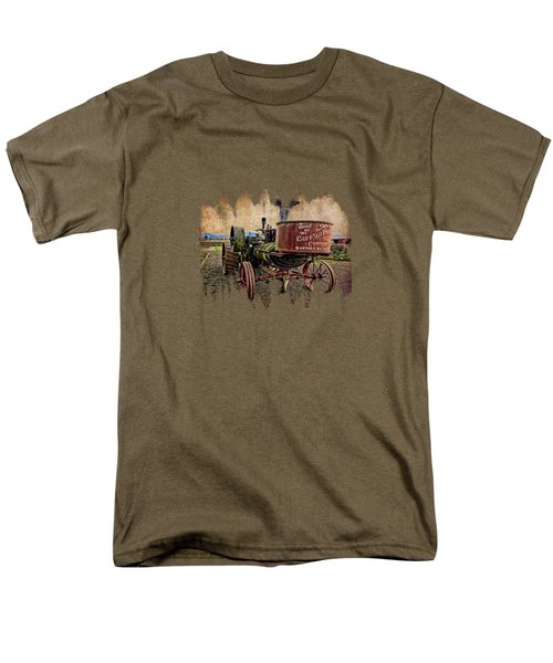 Buffalo Pitts Men's T-Shirt  (Regular Fit) by Thom Zehrfeld