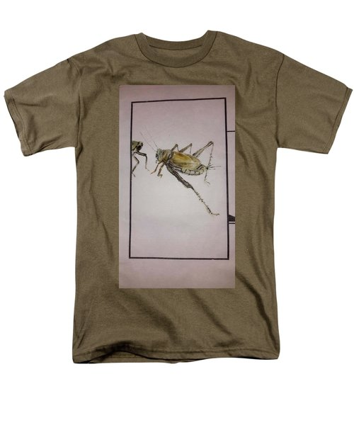 Bugs And Blooms Album Men's T-Shirt  (Regular Fit) by Debbi Saccomanno Chan