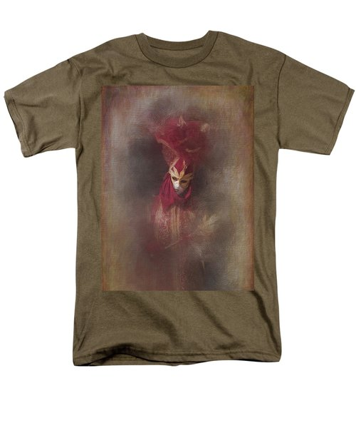 Burgundy In Venice Men's T-Shirt  (Regular Fit) by Jack Torcello