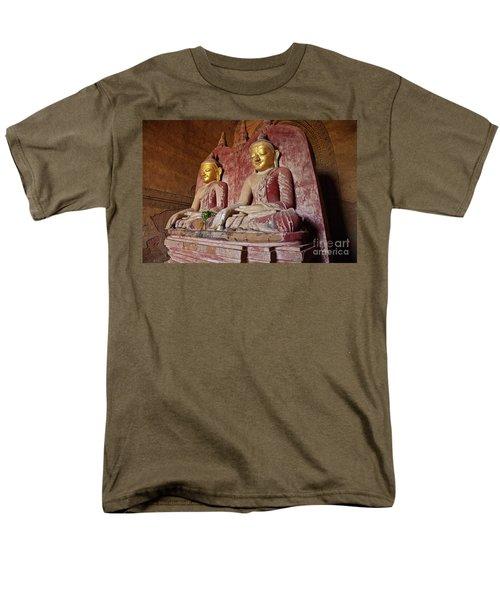 Men's T-Shirt  (Regular Fit) featuring the photograph Burma_d2104 by Craig Lovell
