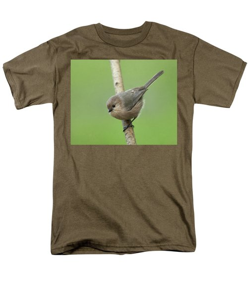 Bushtit Men's T-Shirt  (Regular Fit) by Doug Herr