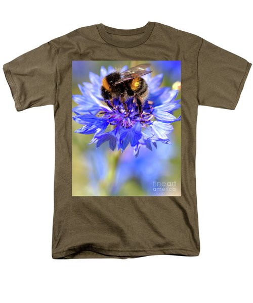 Busy Little Bee Men's T-Shirt  (Regular Fit)