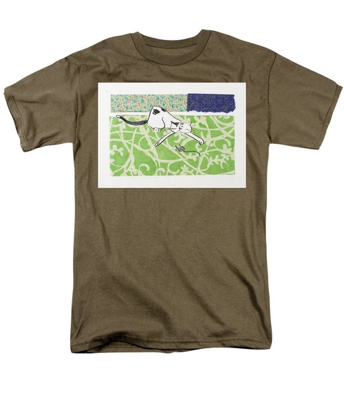 But We Were Just Starting To Have Fun Men's T-Shirt  (Regular Fit) by Leela Payne