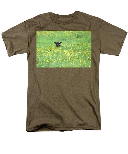 Buttercup Men's T-Shirt  (Regular Fit) by JD Grimes