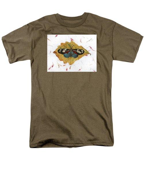 Butterfly #2 Men's T-Shirt  (Regular Fit) by Ralph Root