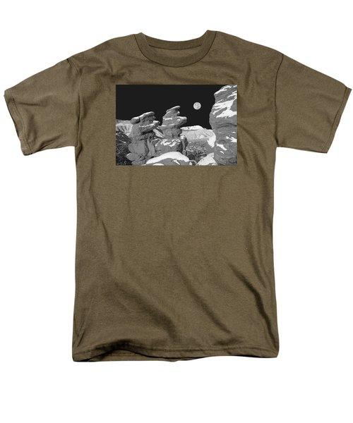 Cabrakan, The Mayan God Of Mountains  Men's T-Shirt  (Regular Fit)