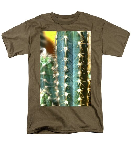 Men's T-Shirt  (Regular Fit) featuring the photograph Cactus 3 by Jim and Emily Bush