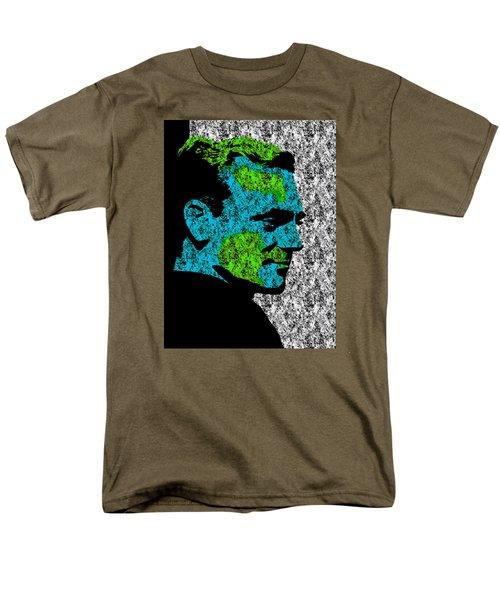 Cagney 3 Men's T-Shirt  (Regular Fit) by Emme Pons