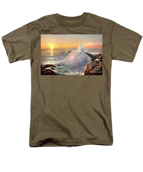 California Coast Men's T-Shirt  (Regular Fit) by Michael Rock
