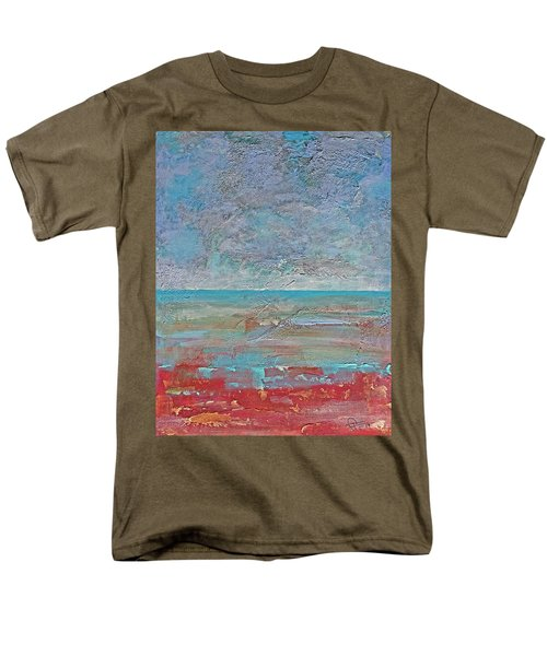 Calm Before The Storm Men's T-Shirt  (Regular Fit) by Walter Fahmy
