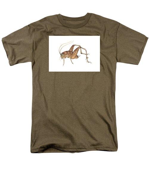 Camel Cricket Men's T-Shirt  (Regular Fit) by Cindy Hitchcock