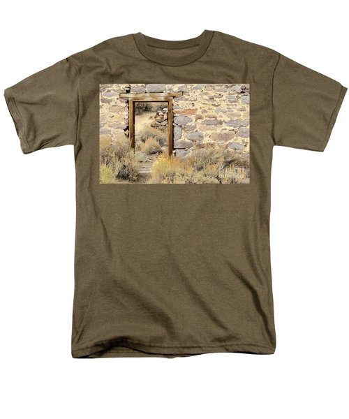 Doorway To Nowhere Men's T-Shirt  (Regular Fit)