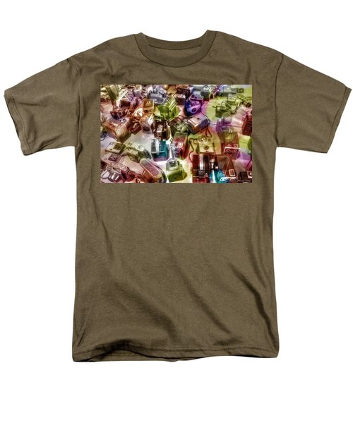 Candy Camera Men's T-Shirt  (Regular Fit)