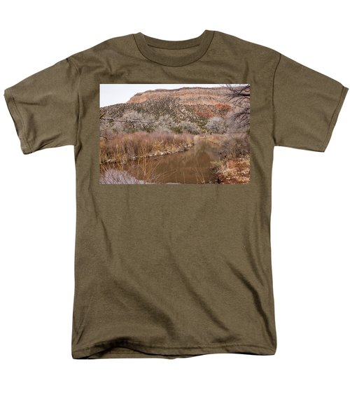 Canyon River Men's T-Shirt  (Regular Fit) by Ricky Dean