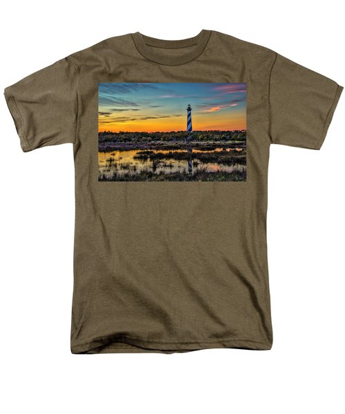 Cape Hatteras Lighthouse Men's T-Shirt  (Regular Fit)