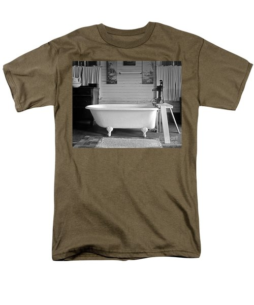 Men's T-Shirt  (Regular Fit) featuring the photograph Caroline's Key West Bath by John Stephens