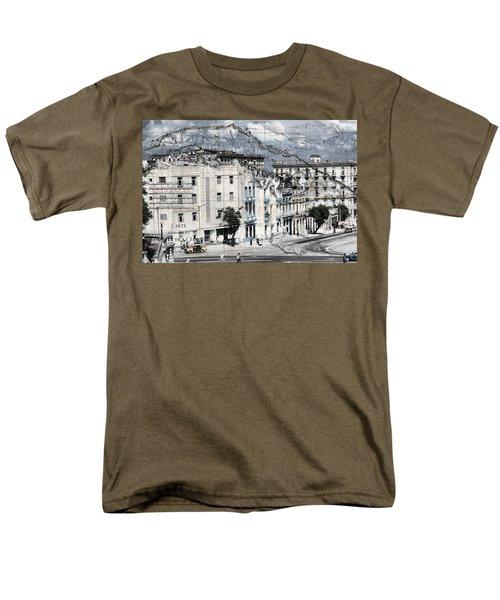 Carte Isle De Cuba Men's T-Shirt  (Regular Fit)