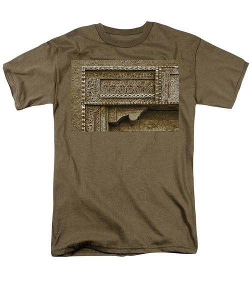 Carving - 3 Men's T-Shirt  (Regular Fit) by Nikolyn McDonald