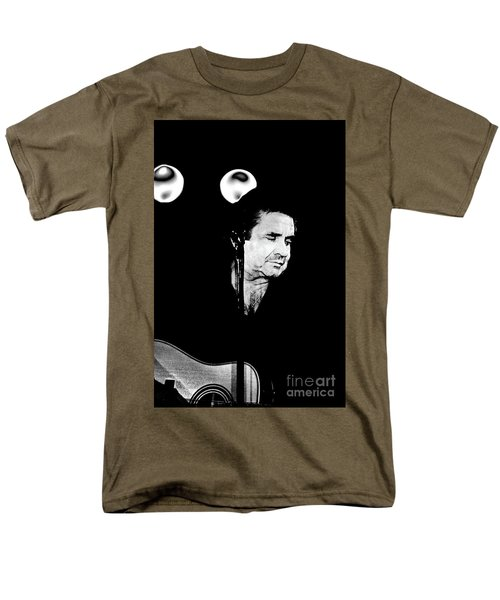Men's T-Shirt  (Regular Fit) featuring the photograph Cash by Paul W Faust - Impressions of Light
