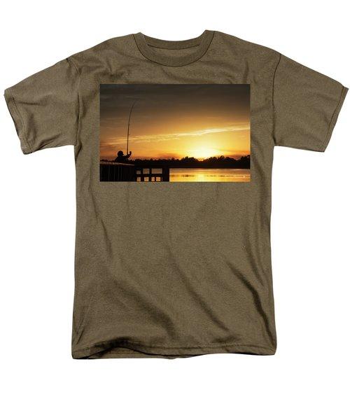 Catching The Sunset Men's T-Shirt  (Regular Fit) by Phil Mancuso