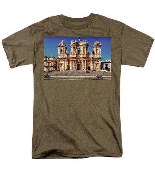 Cathedral II Men's T-Shirt  (Regular Fit)