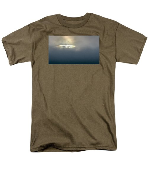 Men's T-Shirt  (Regular Fit) featuring the photograph Celestial Eye by Carlee Ojeda