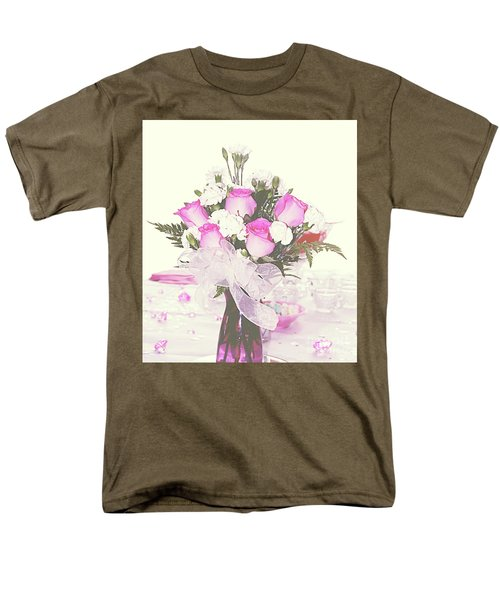 Centerpiece Men's T-Shirt  (Regular Fit) by Inspirational Photo Creations Audrey Woods