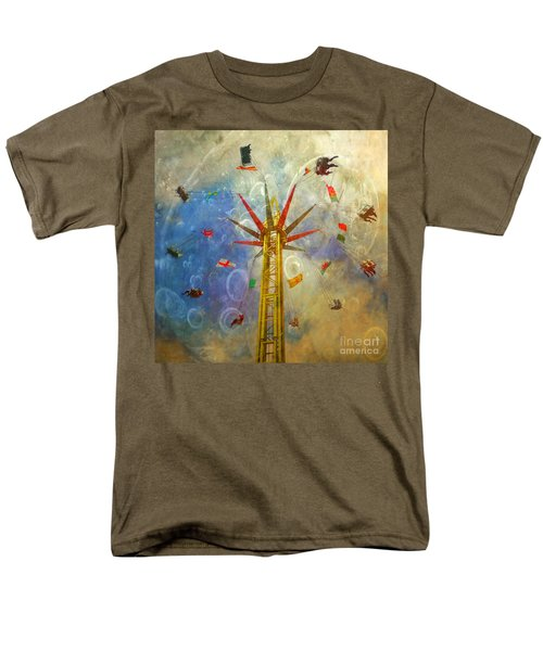 Centre Of The Universe Men's T-Shirt  (Regular Fit) by LemonArt Photography