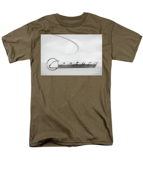 Men's T-Shirt  (Regular Fit) featuring the photograph Century Monotone by Dennis Hedberg