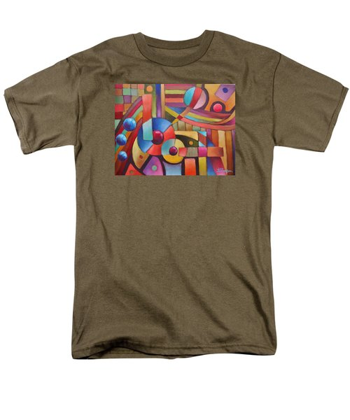 Cerebral Decor # 5 Men's T-Shirt  (Regular Fit) by Jason Williamson