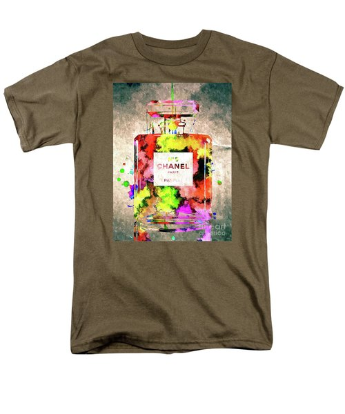 Chanel No 5 Men's T-Shirt  (Regular Fit)