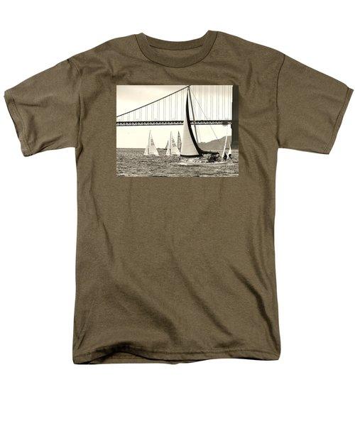 Changes In Attitude Men's T-Shirt  (Regular Fit) by Scott Cameron