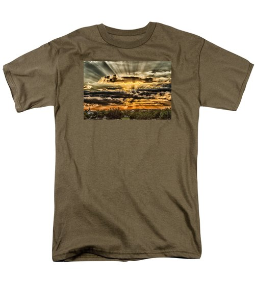 Men's T-Shirt  (Regular Fit) featuring the photograph Changes by Michael Rogers