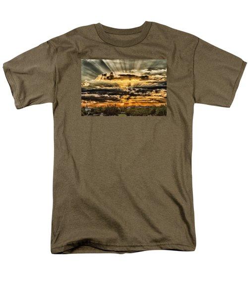 Changes Men's T-Shirt  (Regular Fit) by Michael Rogers