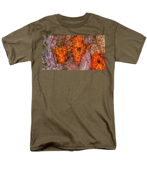 Chaos Theory Men's T-Shirt  (Regular Fit) by Swank Photography